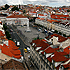 Lisbon - View from the Elevador de Santa Justa